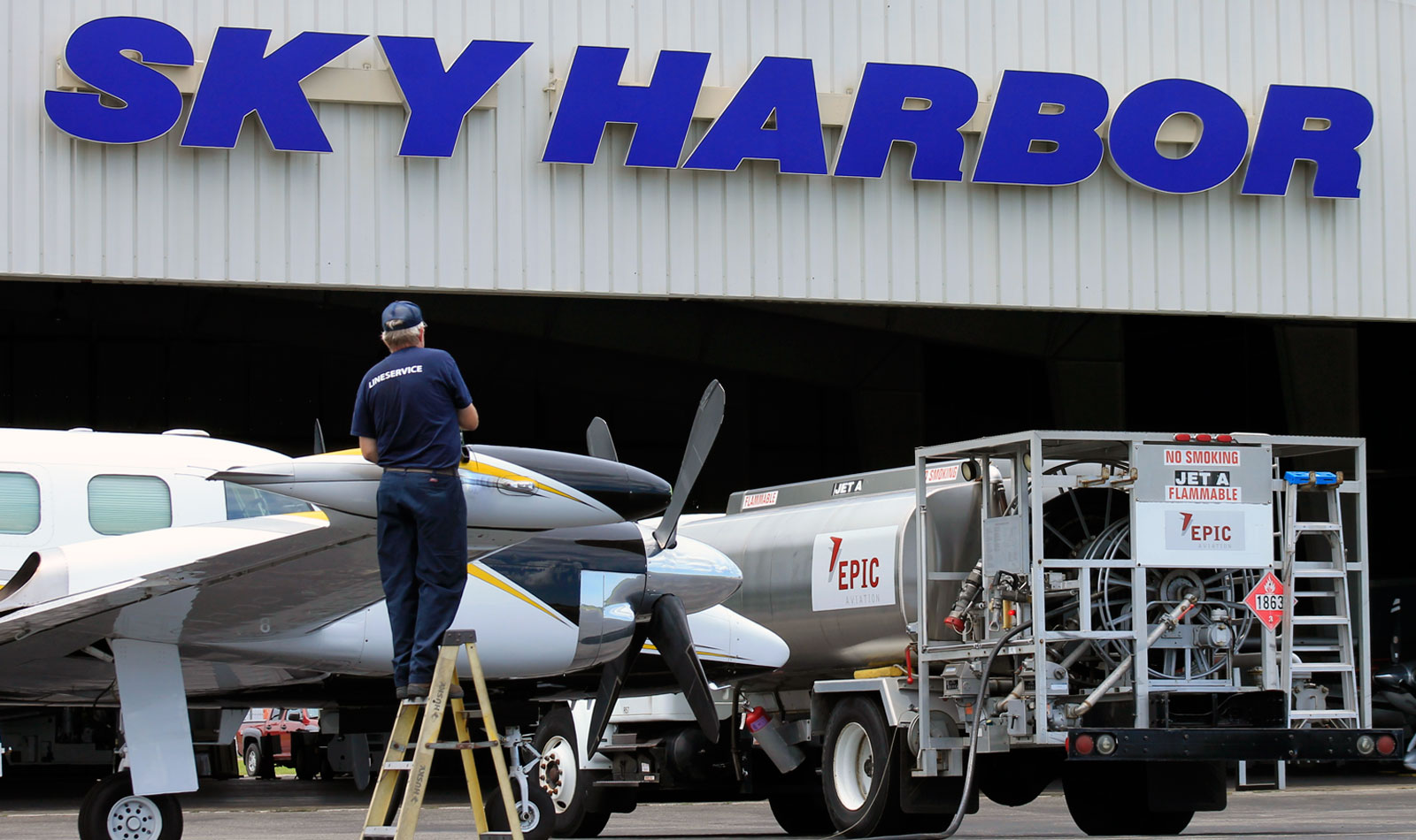 About Sky Harbor Aviation