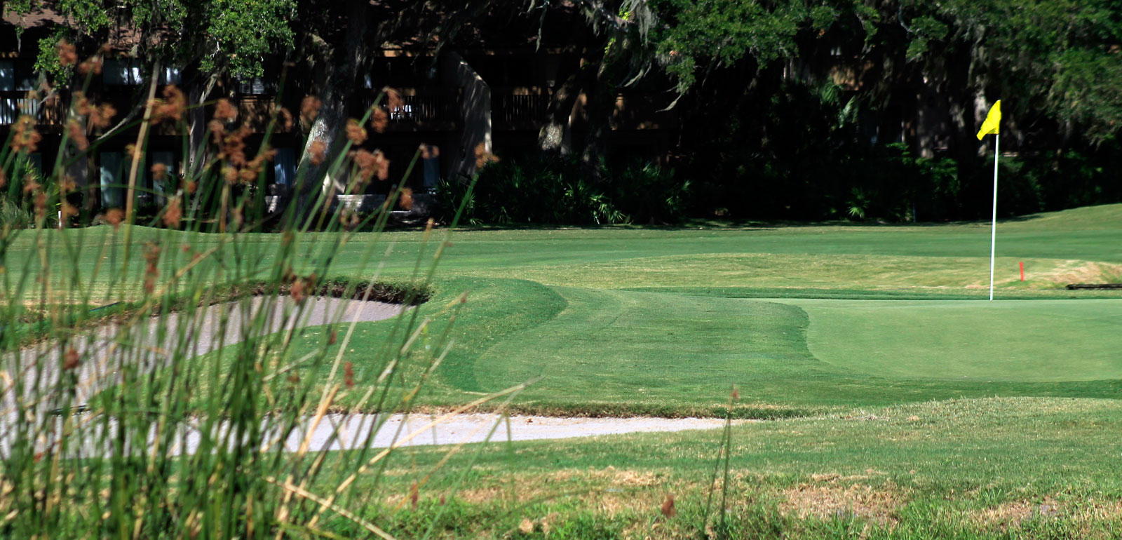 golf course attractions